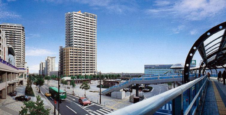 JR尼崎駅北地区タワーマンション計画