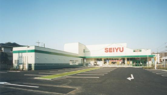 所沢市ショッピングセンター新築工事