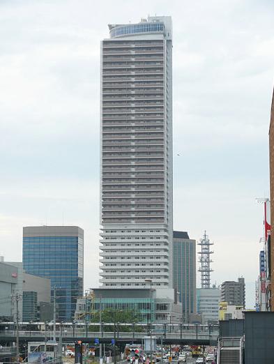 JR岐阜駅西地区再開発事業