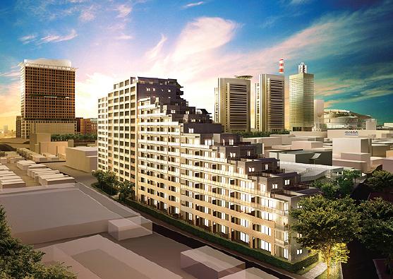 さいたま新都心共同住宅計画