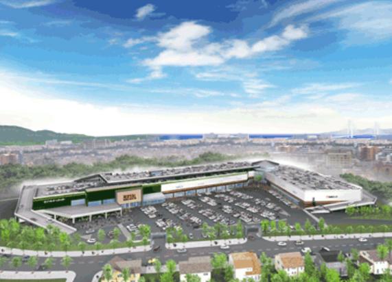 神戸市垂水区商業施設計画