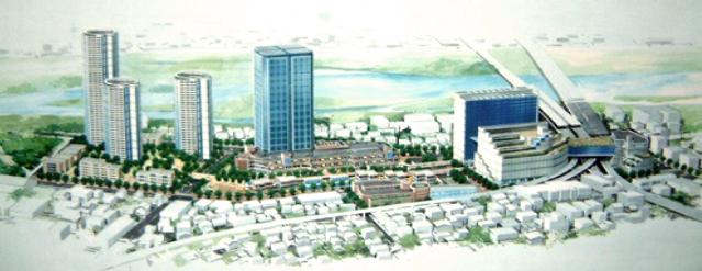 二子玉川東地区第一種市街地再開発事業