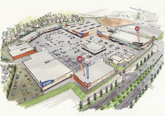 筑紫野市商業施設計画