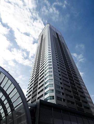 千里中央地区整備事業 タワーマンション計画