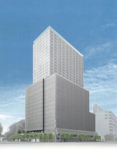 千代田区永田町ホテル計画
