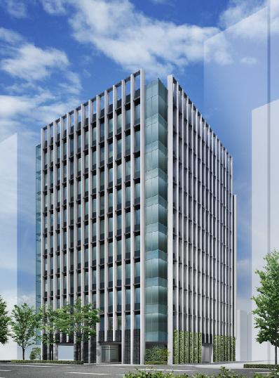 千代田区神田錦町オフィスビル計画