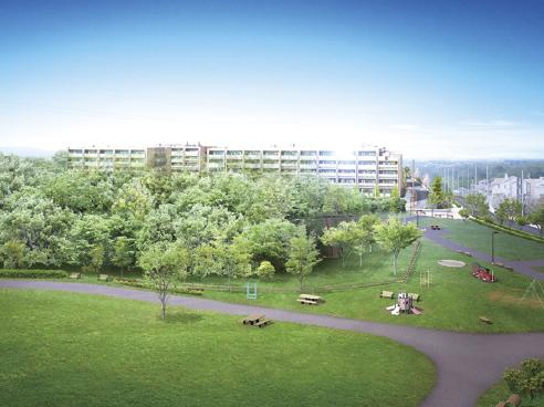 横浜市緑区マンション計画