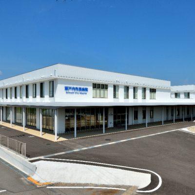 瀬戸内市民病院新築工事