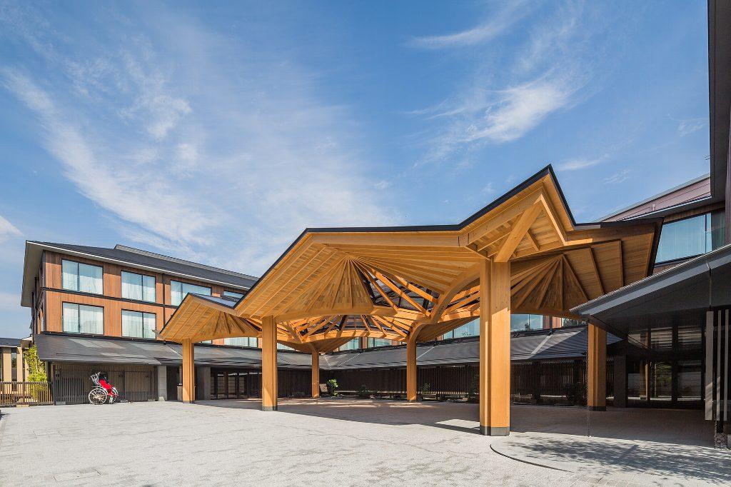京都東山インターナショナルブランドホテル新築工事
