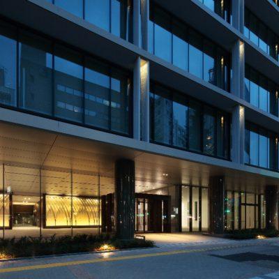 オリックス上野1丁目ビル新築工事