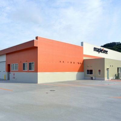 [物流施設CM活用事例]メープルツリー足利ロジスティクスセンター 2