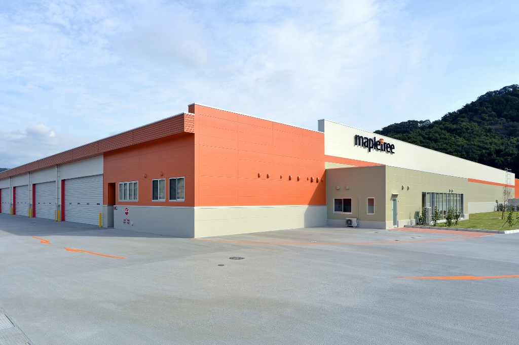 メープルツリー足利ロジスティクスセンター 2