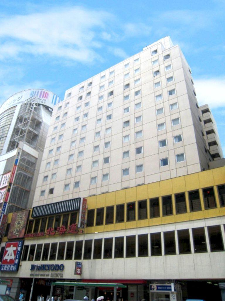 渋谷全線座ビル設備更新工事