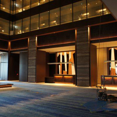 ささしまライブ24地区グローバルゲ-ト ホテル新築工事