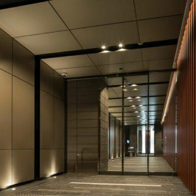[オフィスビルCM活用事例]新京橋ビルプロジェクト