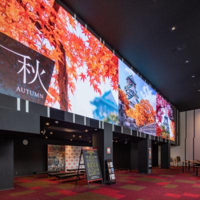 [劇場・ホールCM活用事例]COOL JAPAN PARK OSAKA