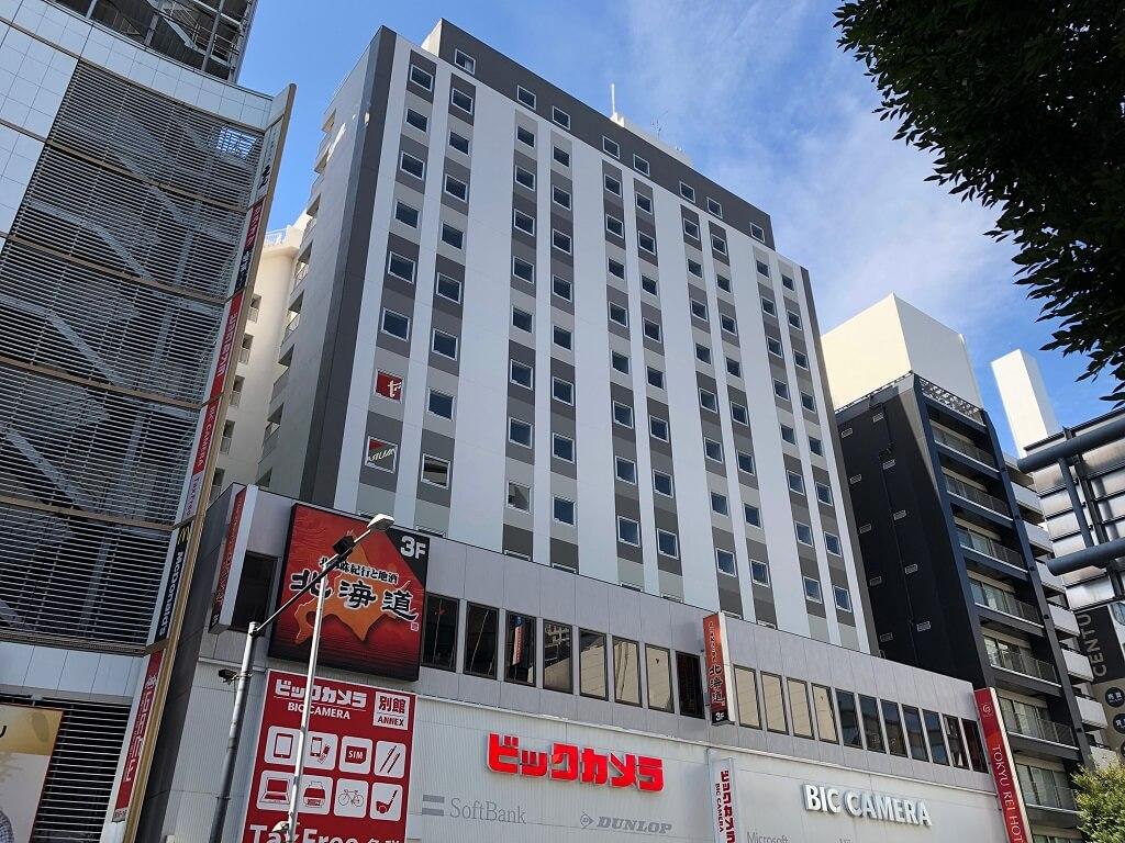 渋谷全線座ビル大規模改修プロジェクト