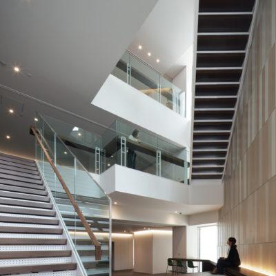 [オフィスビルCM活用事例]東京都看護協会 新会館建設プロジェクト