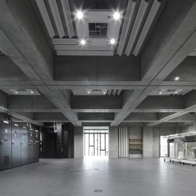 [オフィスビルCM活用事例]東急コミュニティー技術研修センター NOTIA
