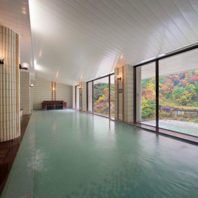 [ホテルCM活用事例]黒部・宇奈月温泉 やまのは